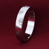 カルティエ Cartier ハッピーバースディ リング【指輪】 ホワイトゴールド SM B4050900
