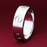 カルティエ コピー ラブ リング【指輪】 プラチナ 950pt B4084900 代金引換国内