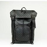 ブラック 246321 Gucci PVC GUCCIグッチ 男性 バックパック