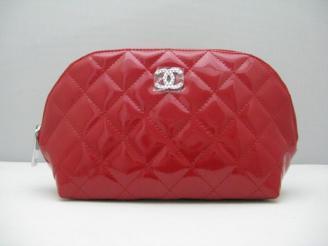 chanel コピー代引き 赤い 48700 シャネルエナメル 女性 クラッチバッグ 女性財布通販人気