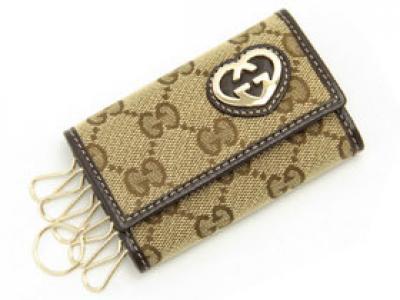 安全なサイトGUCCI グッチ 財布コピー代引き口コミ 257217 FAFXG 9643 キーケース