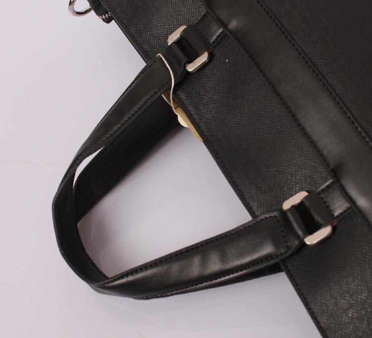 ブラック M32091 ルイ·ヴィトン Louis Vuitton エピ・レザー メンズ ハンドバッグ