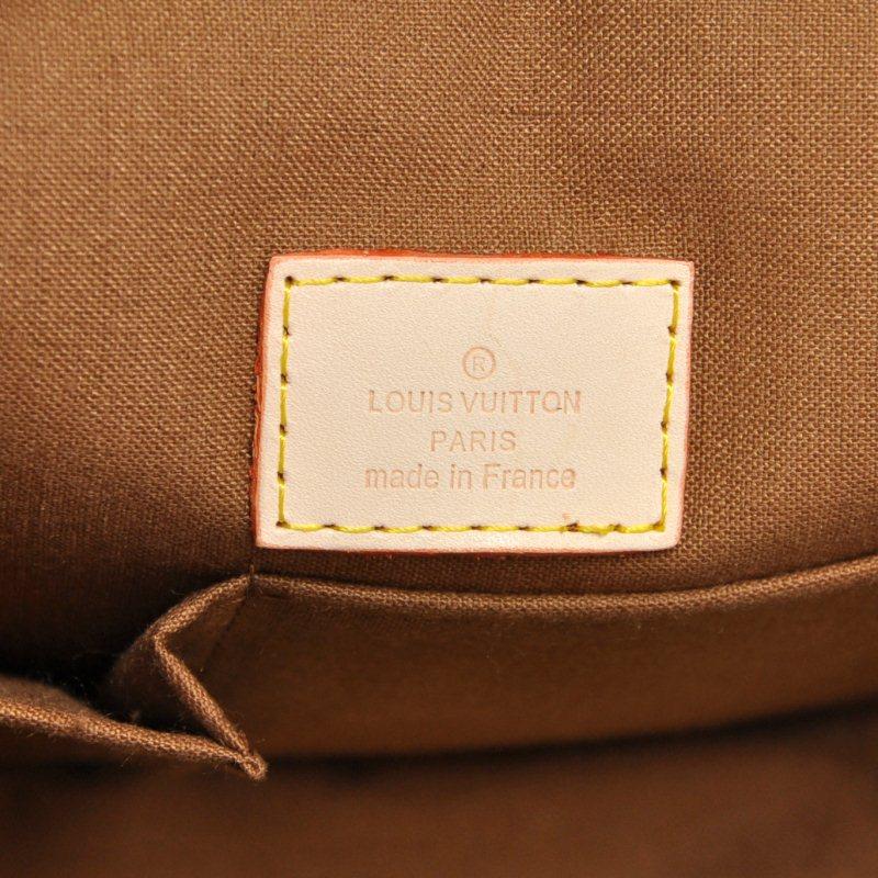 ブラウン メンズ ハンドバッグ メッセンジャーバッグ M40106 ヴィトンモノグラム生地 ルイ·ヴィトン Louis Vuitton