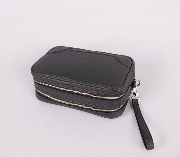 ブルー ルイ·ヴィトン Louis Vuitton M31148 メンズ クラッチバッグ エピ・レザー
