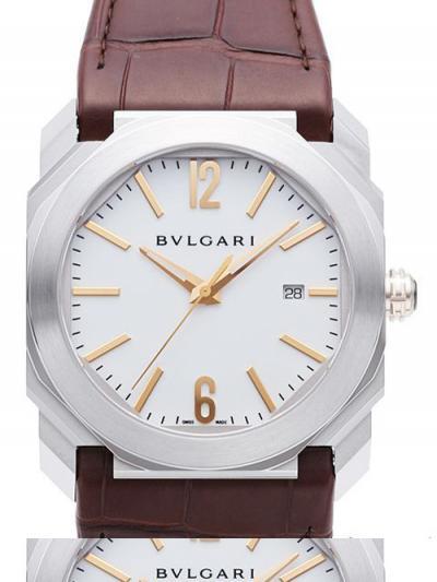 ブランドブルガリ腕時計コピー代引き オクト BGO41WSLD 安全店舗
