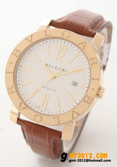 スーパーコピーブルガリ ブルガリブルガリBB42WGLD コピーブランド腕時計代引き対応安全