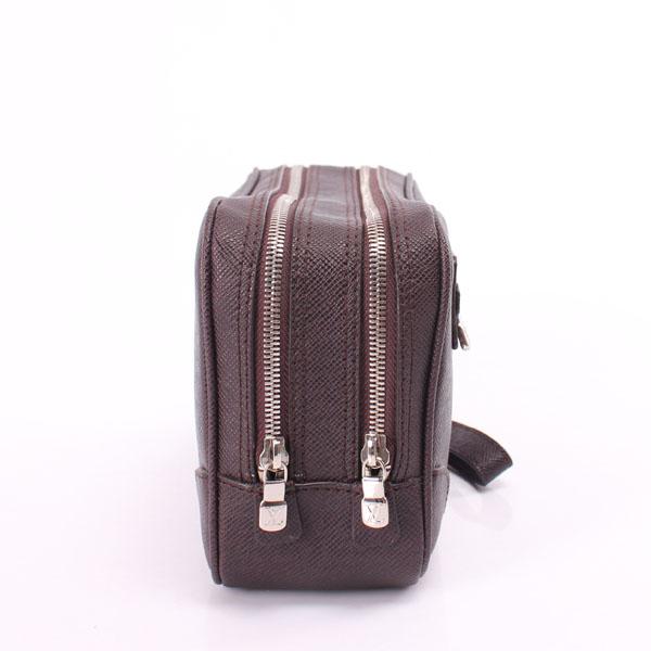 エピ・レザー メンズ クラッチバッグ ECS005971 ブラウン ルイ·ヴィトン Louis Vuitton