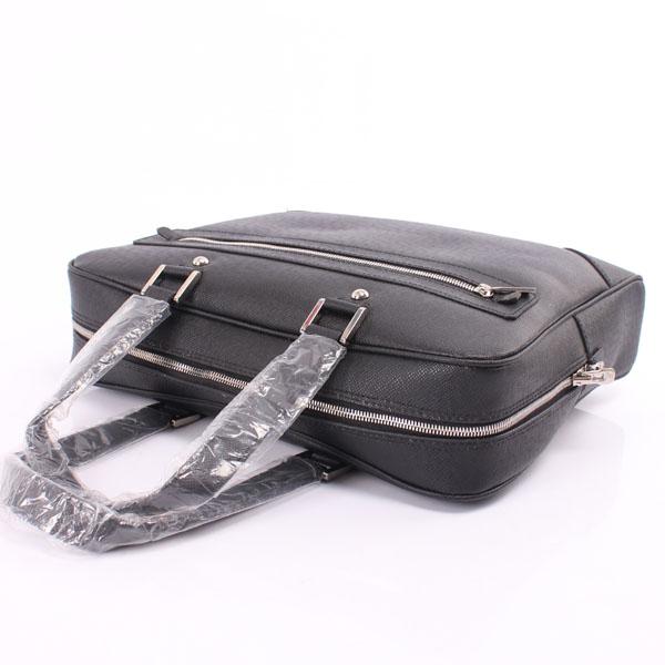 メンズ ハンドバッグ ショルダーバッグ ルイ·ヴィトン Louis Vuitton エピ・レザー ECS005973 ブラック