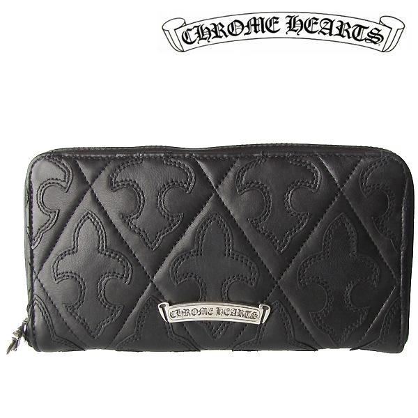 品番:cr0265クロムハーツ 財布 ウォレットレック F ZIP#2 ブラ