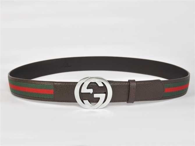 G2253 G 男性 ダブルGベルト GUCCIグッチ Gucci布革 赤い