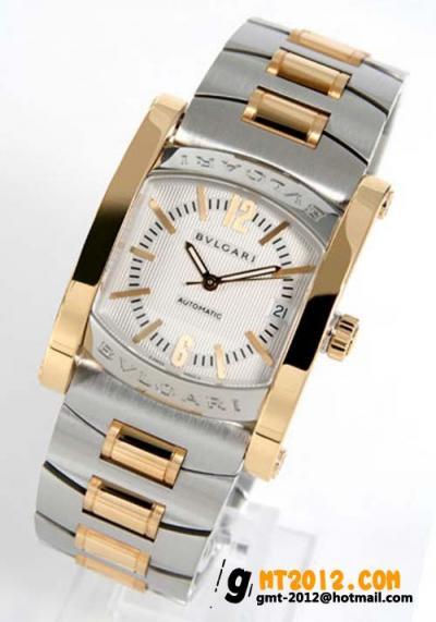 ブルガリ スーパーコピー腕時計 アショーマ メンズAA44C6SGD