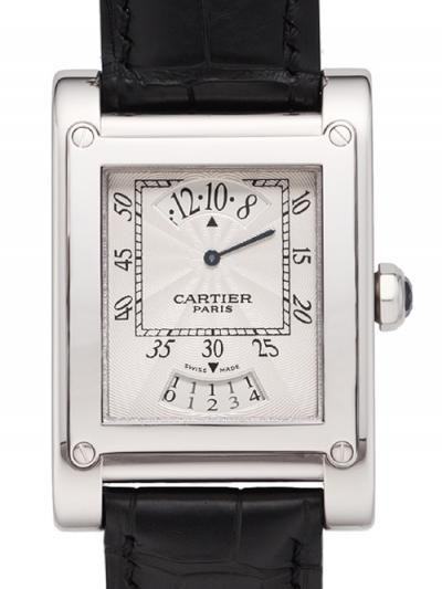 カルティエ ブランドスーパーコピー時計 タンク ア・ヴィス タイム&カレンダー W1534551