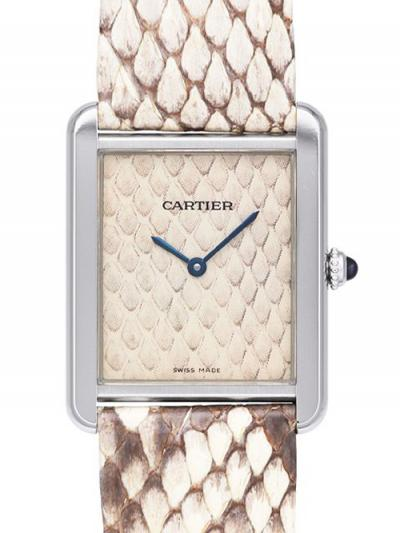 カルティエ 時計 スーパーコピー タンクソロ LM パイソン W5200021 商品届いた