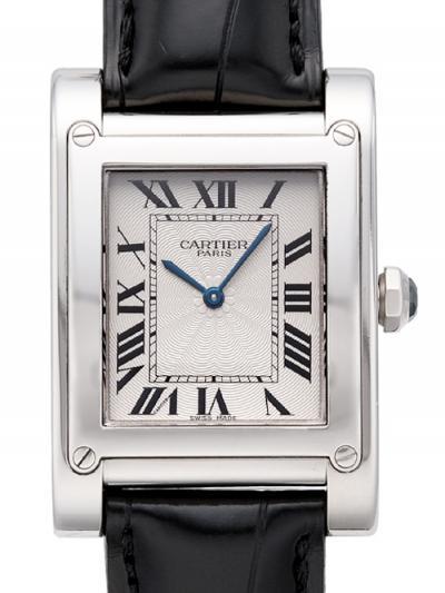 カルティエ タンク ア・ヴィス W1540451 ブランドコピー腕時計代引き可能中国国内発送