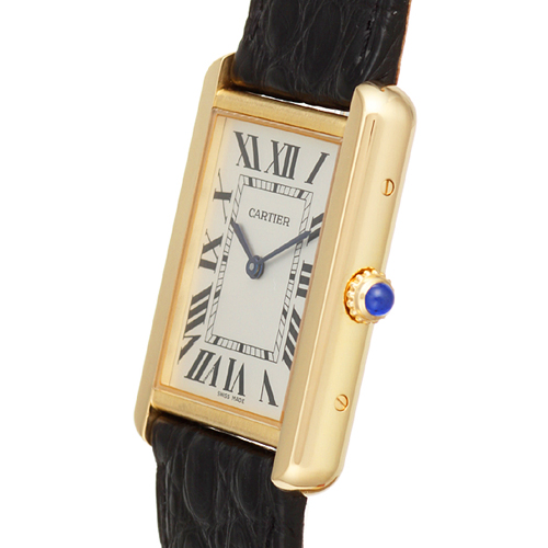 Cartier カルティエ タンクソロ LM W5200004
