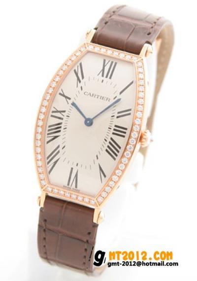 カルティエ ジュエリーラインPG金無垢WE400451 ブランドスーパーコピー時計代引き可能中国国内発送