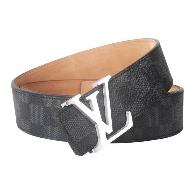男性 ベルト LV-231 - ルイ·ヴィトン Louis Vuitton ダミエ ブラウン