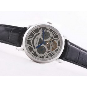 カルティエ 時計 コピー国内発送  バロン ブルー ドゥ    ウオッチ 手巻き    オートマティック