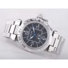 カルティエ コピー腕時計代引き   パシャ   ウオッチ   カドラン  ブラン    オートマティック