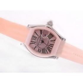 カルティエ レプリカ腕時計通販後払い ロードスター    ウオッチ  ブラウン-ダメ  タイユ    カドラン   ブラウン