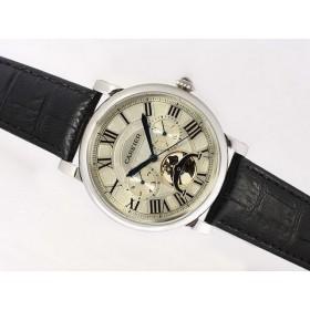 カルティエ    サントス  ウオッチ  -バージョン  手巻き   オートマティック コピー時計 代引き専門店 国内