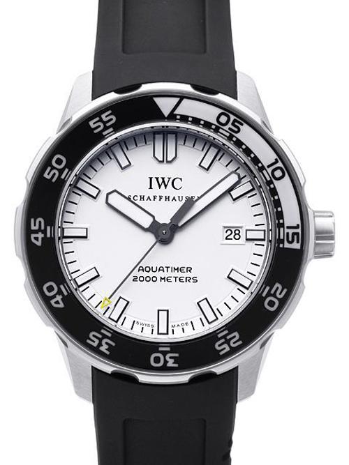 IWC アクアタイマー オートマティック 2000 IW356811