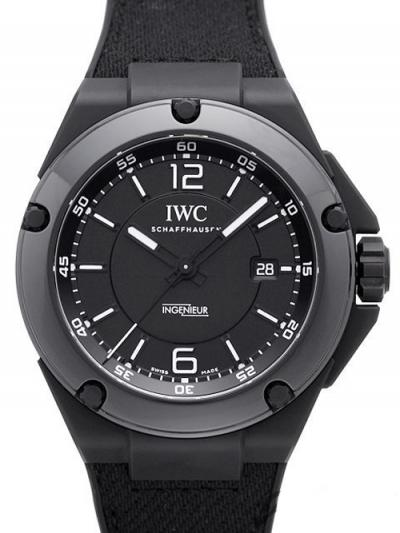 iwc コピー時計インジュニア オートマティック AMG ブラックシリーズ セラミック IW322503
