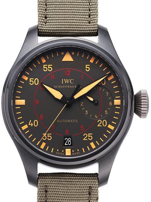 IWC ビッグ パイロットウォッチ トップガン ミラマー IW501902