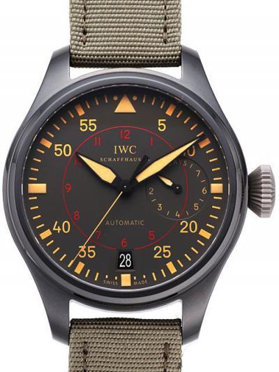 IWC レプリカ時計通販後払いビッグ パイロットウォッチ トップガン ミラマー IW501902