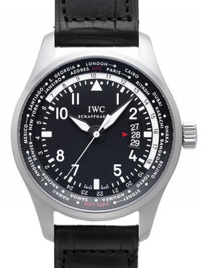 IWC スーパーコピー時計 パイロットウォッチ ワールドタイマー IW326201