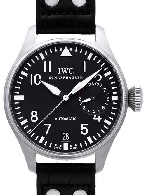 IWC ビッグ パイロットウォッチ 7デイズ IW500901