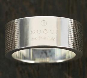 品番:ACGU163179J84008106グッチ トレードマーク リング(指輪) スターリン