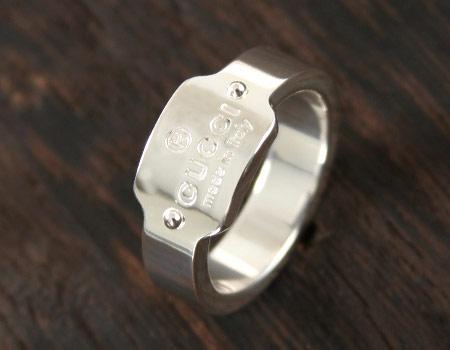 品番:ACGU148306J84008106グッチ トレードマーク リング(指輪) スターリン
