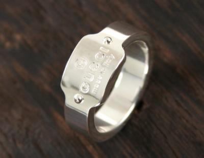グッチ スーパーコピーブランド 代引き通販人気ACGU148306J84008106 トレードマーク リング(指輪) スターリン