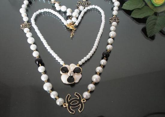 品番:シャネル真珠ネックレス  243プレゼントに最適シャネルネックレス