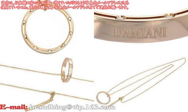 品番:ダミアーニアクセサリー20012012ダミアーニDサイド ダイヤ ネックレス ラージサイ