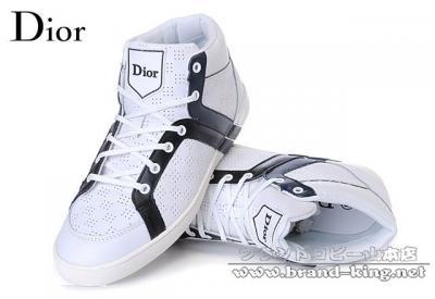 ディオール スーパーコピーブランド靴代引き対応安全 メンズジュアルシューズ-013