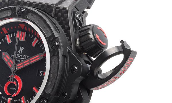 HUBLOT キングパワー アリンギ4000 世界限定100本 731.QX.1140.NR.AGI12スーパーコピー 時計