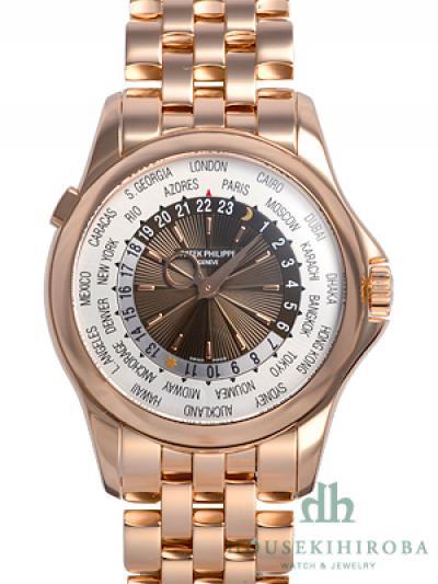 パテックフィリップ ワールドタイム5130/1R-001 コピー腕時計代引き可能中国国内発送