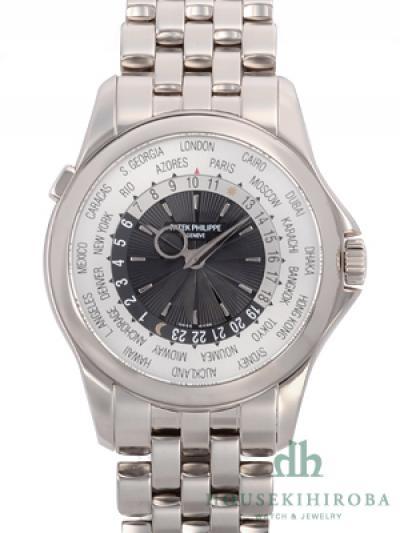 パテックフィリップ ワールドタイム5130/1G-010 スーパーコピーブランド時計代引き口コミ