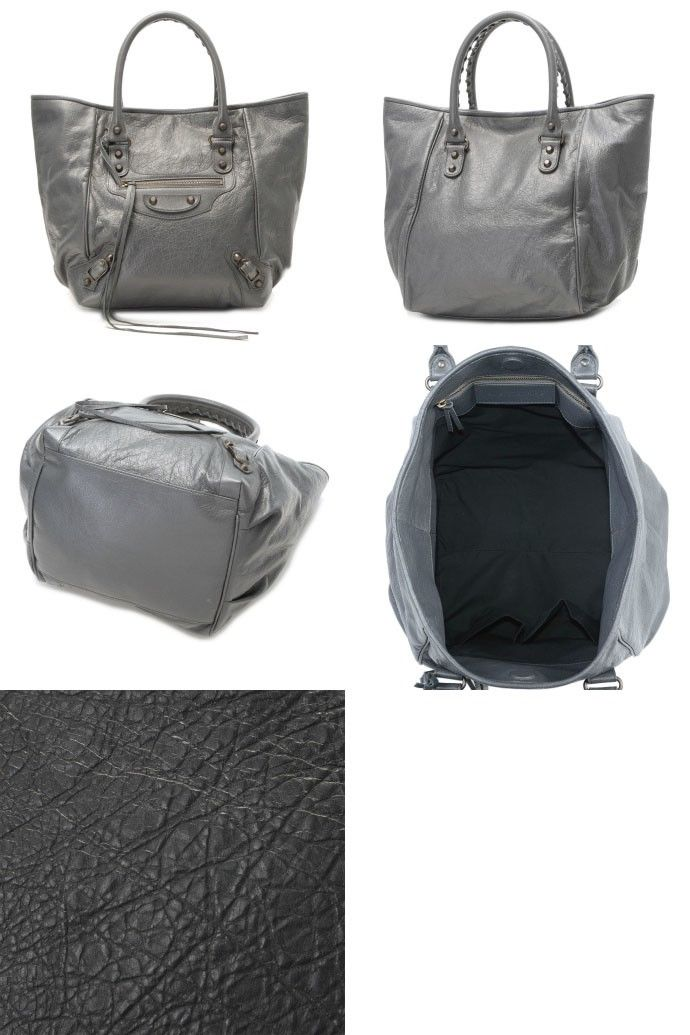 バレンシアガ   バッグ BAG エディターズバック サンデー 228750