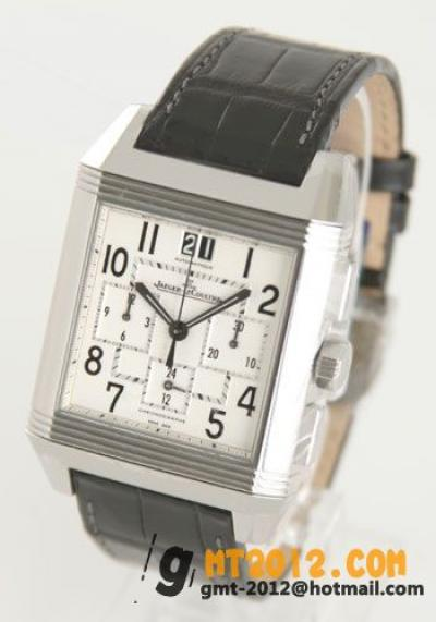 ジャガールクルト スーパーコピー腕時計通販後払い レベルソ スクアドラ GMT Q7018420