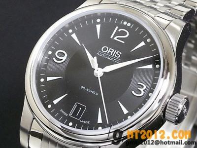 オリス コピー 代引き クラシック デイト 73375784064M 安全販売