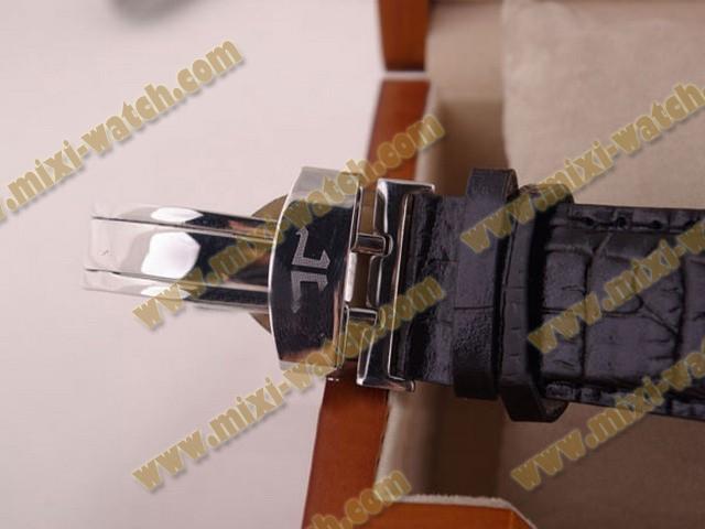 ジャガ•ールクルト ステンレススチール 675 カドラン ブラン ムーブメント オートマティック ウオッチ