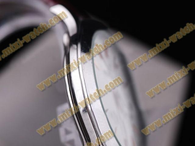 ジャガ•ールクルト ステンレススチール カドラン ブラン オートマティック ウオッチ