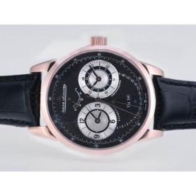 ジャガールクルト スーパーコピー腕時計代引き対応安全 ピンクステンレススチール カドラン ローズ