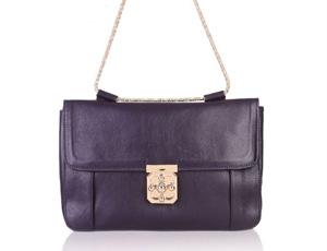クロエ コピー代引き中国国内 ELSIE エルシー チェーン付き ショルダーバッグ 紫色181626-10