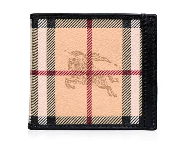 バーバリー コピー 財布 クラシックチェック メンズ 二つ折り財布 3641933 代引き対応