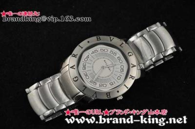 新作ブルガリ時計コピー代引き可能中国国内発送 品番:watch-bv-008