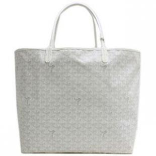 ゴヤール バッグ コピーばれない おすすめトートバッグ『サンルイGM』(ホワイト)AMALOUISGM50-BLANC